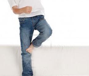 Leder reinigen – spijkerbroek en leder