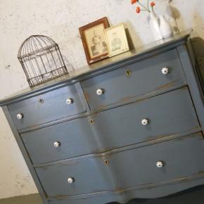 houten meubel restylen