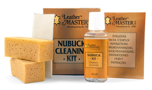 Nubuck bank reinigen