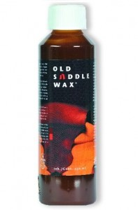 old saddle wax