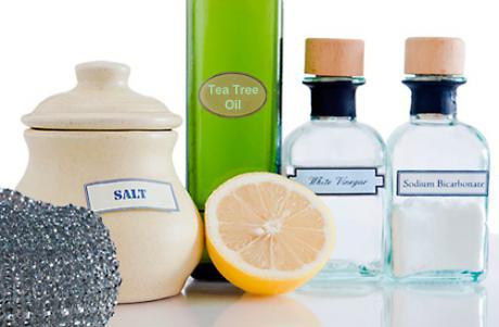 natuurlijke reinigingsmiddelen