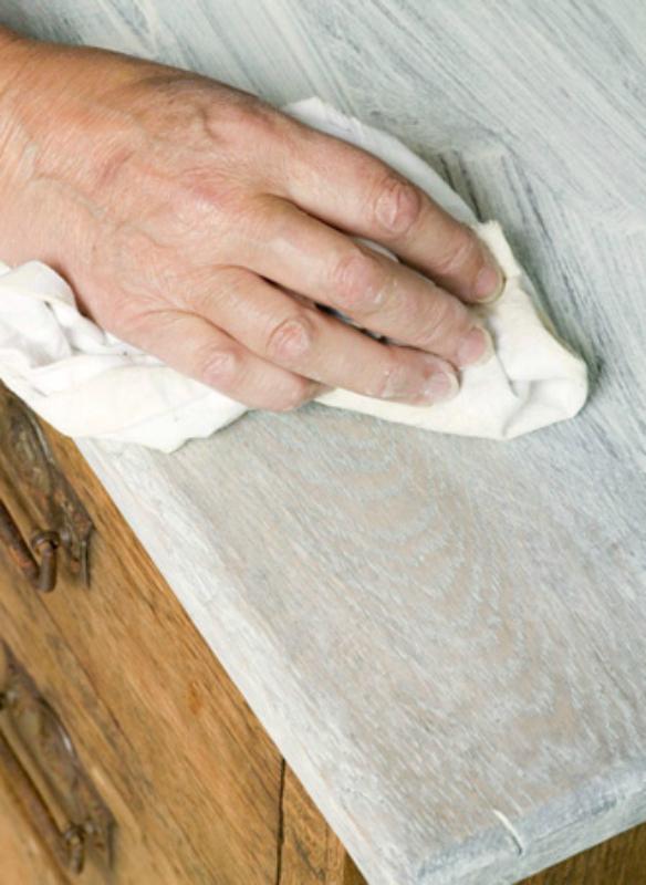 Geliefde Kalken van meubels is makkelijk zelf te doen en het resultaat is #MT41