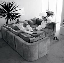 Rolf benz meubelmerk 1970