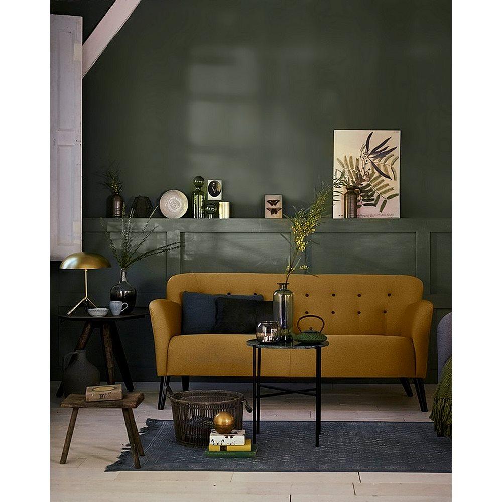 Vtwonen inspiratie kleuren - Eetkamer en woonkamer ...