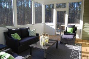 Comfortabele veranda