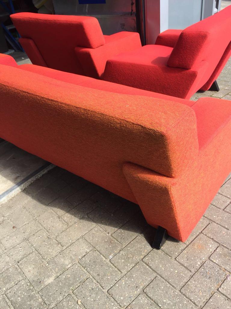 Stoffen meubels verven