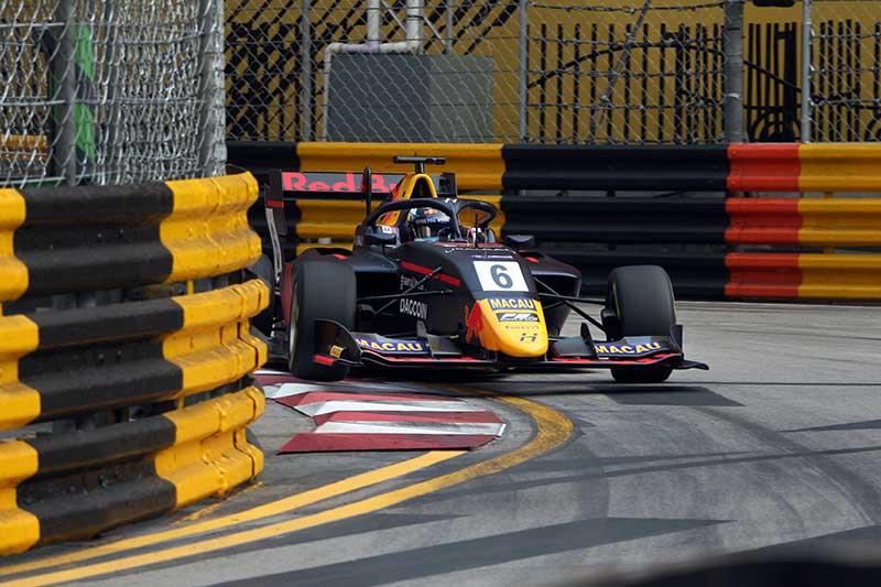 Formule 1 auto op circuit